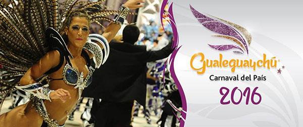 Carnaval de País: Carnaval de Gualeguaychú 2016!