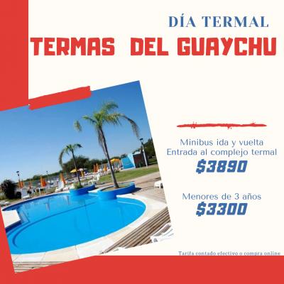 Termas Del Guaychu - Entre Rios.