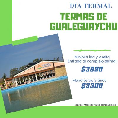 Termas Del Gualeguaychu - Entre Rios.