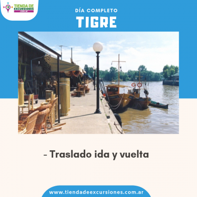Tigre - Solo Traslado.