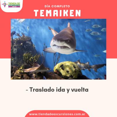 Temaiken - Solo Traslado.